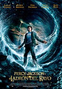 Percy Jackson, el ladrón del rayo