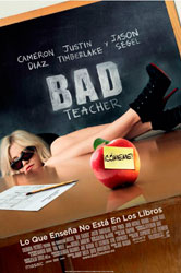 Caratula de Bad Teacher