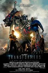 Transformers: la era de la extinción - Alucine Sagunto