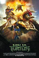 Ninja Turtles - Alucine Sagunto