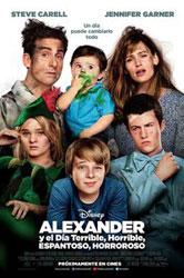 Alexander y el día terrible - Alucine Sagunto