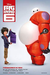 Big Hero 6 - Alucine Sagunto