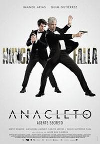 Anacleto. Agente Secreto