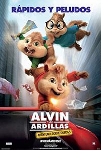 Alvin y las ardillas: aventuras sobre ruedas