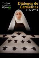 Diálogos de Carmelitas MET LIVE