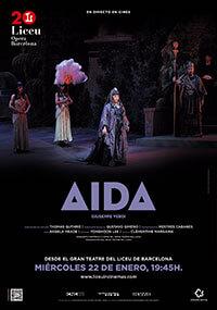 AIDA Ópera Liceu 19-20